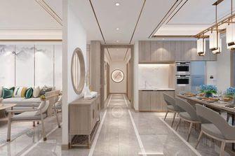 140平米复式日式风格走廊装修效果图