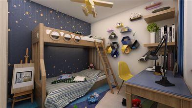 80平米北欧风格儿童房效果图