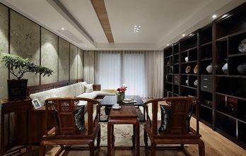 140平米四室三厅中式风格阳光房设计图