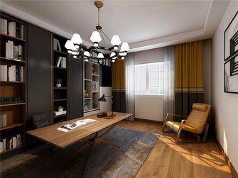 140平米四室三厅其他风格书房装修效果图