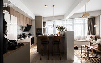 60平米一室一厅混搭风格餐厅图