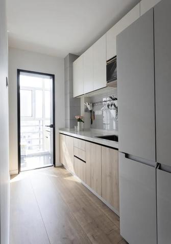 50平米日式风格厨房欣赏图