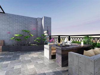 140平米复式美式风格阳光房图片