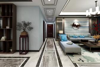 140平米四中式风格客厅设计图