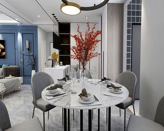120平米四法式风格客厅设计图