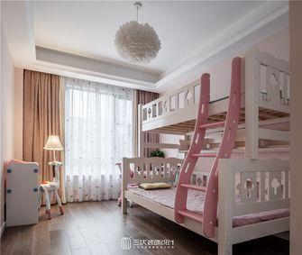 140平米四室两厅现代简约风格儿童房图