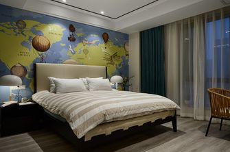 140平米中式风格卧室装修图片大全