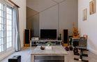 140平米别墅其他风格影音室装修图片大全
