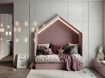 110平米三室一厅其他风格儿童房设计图