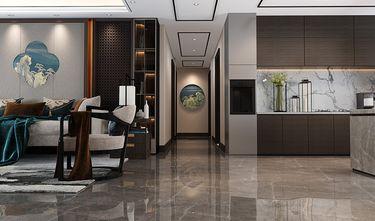 140平米三室两厅新古典风格客厅装修效果图