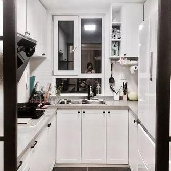 80平米宜家风格厨房图