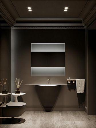 80平米三室两厅美式风格卫生间装修效果图