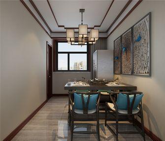 130平米三中式风格餐厅图