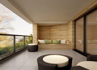 5-10万140平米四室四厅欧式风格阳台图