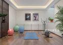 140平米四中式风格健身室欣赏图