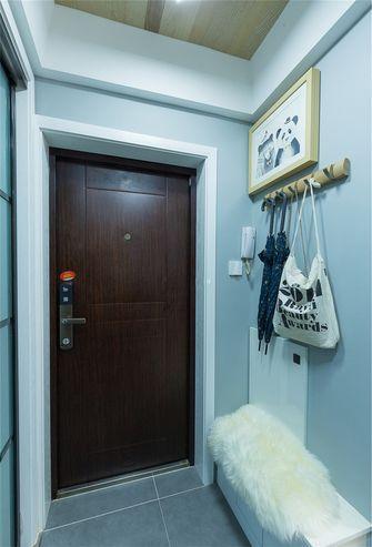 50平米公寓宜家风格玄关装修案例