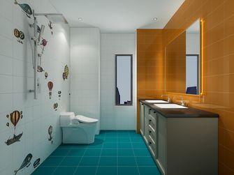 140平米三室三厅其他风格卫生间图
