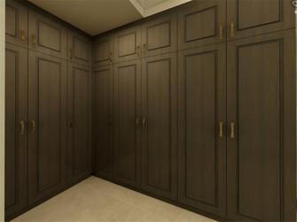 130平米三室两厅中式风格衣帽间装修图片大全
