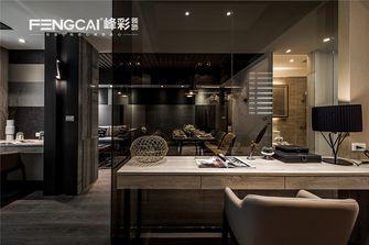 110平米三室两厅其他风格书房图片