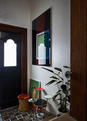 60平米公寓中式风格走廊图