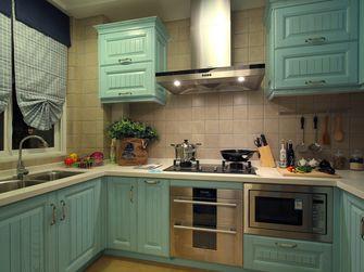 70平米公寓地中海风格厨房装修效果图