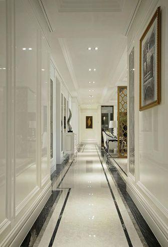 110平米三室两厅新古典风格走廊设计图