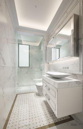 90平米三室兩廳歐式風格衛生間裝修圖片大全