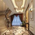 欧式风格楼梯欣赏图