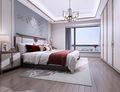 140平米复式其他风格卧室效果图