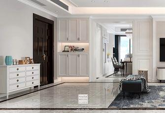 120平米四室两厅美式风格玄关欣赏图