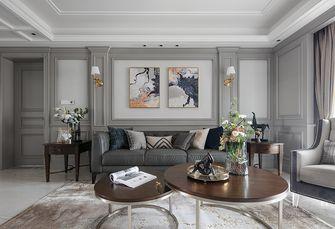 15-20万140平米四室四厅美式风格客厅欣赏图