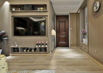 50平米一室两厅混搭风格走廊设计图