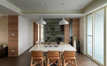 120平米四室两厅日式风格餐厅图片