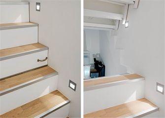 经济型50平米公寓现代简约风格楼梯设计图