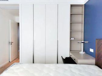 90平米现代简约风格卧室装修图片大全