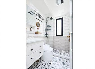 50平米公寓新古典风格卫生间图片