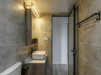 80平米三室两厅宜家风格卫生间图片