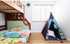 100平米三美式风格儿童房图片大全