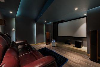 140平米四室两厅美式风格影音室设计图