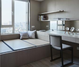 110平米四室两厅中式风格卧室图片大全