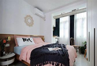 50平米小户型宜家风格卧室图片大全