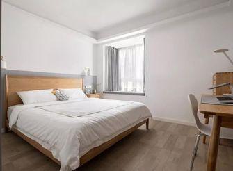 100平米三室两厅日式风格卧室装修图片大全