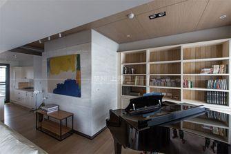 110平米三室一厅日式风格卧室装修图片大全