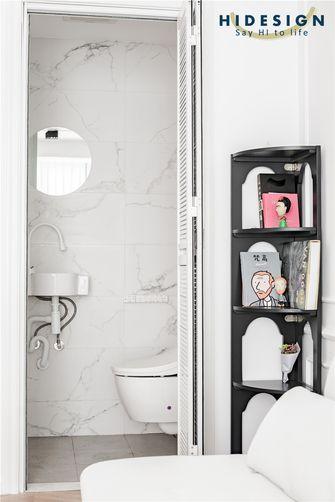 50平米小户型法式风格卫生间图片