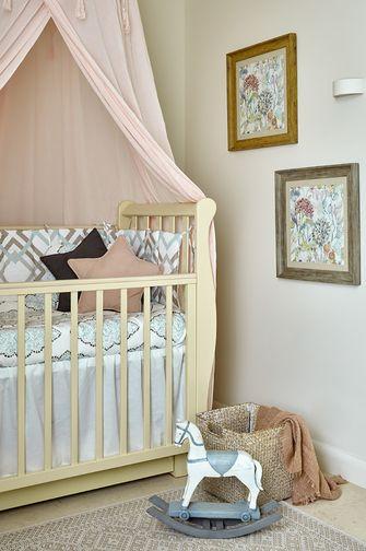 110平米三室两厅新古典风格儿童房效果图