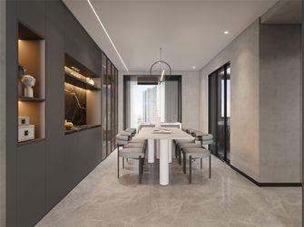 140平米四室两厅现代简约风格餐厅装修效果图