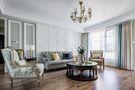 140平米三美式风格客厅沙发设计图
