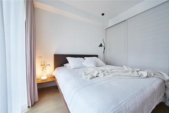 70平米北欧风格卧室图片