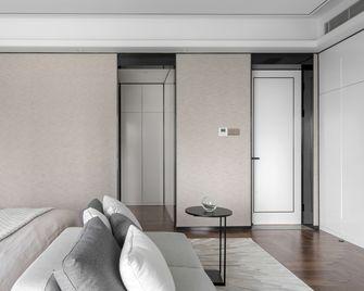 140平米三室一厅英伦风格卧室装修案例