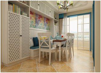 140平米三室两厅地中海风格厨房设计图